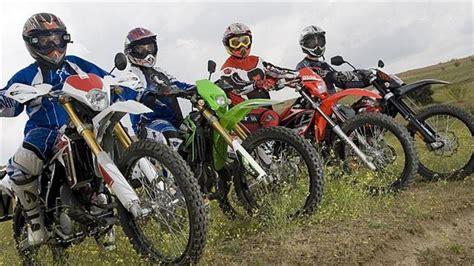 Comparativa Enduro 50cc 2010 | Noticias Motos.net