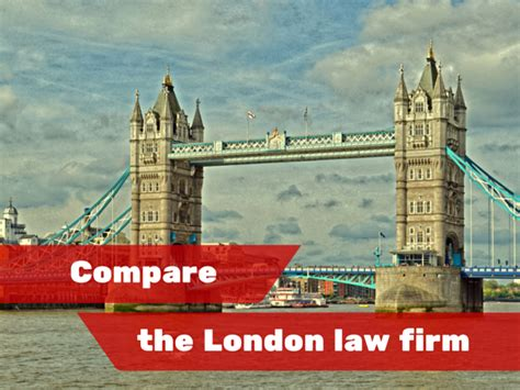 Compare the London law firm | Recruitment Guide
