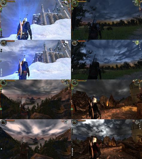 Comparison gallery image   The Rise of the White Wolf ...