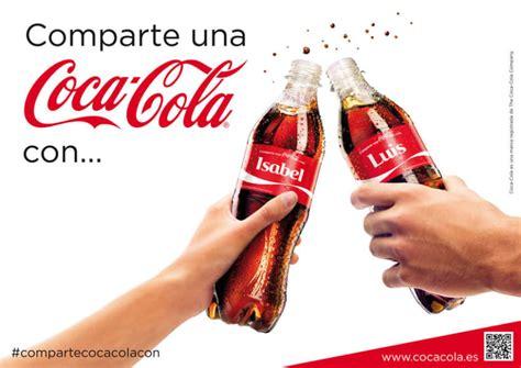 Comparte una Coca Cola | Domestika