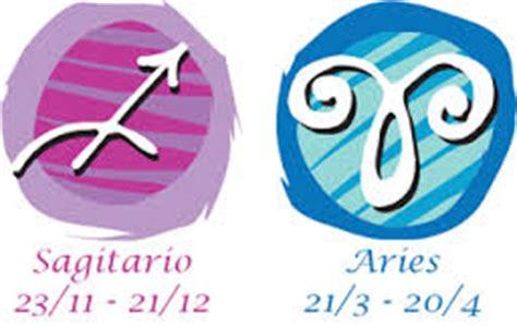 Compatibilidad entre Aries y Sagitario en el amor y la ...