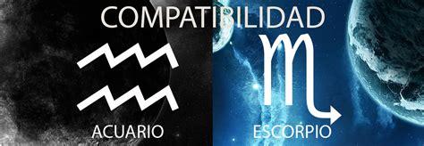Compatibilidad Escorpio y Acuario | Esoterismos.com