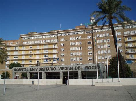 Complejo Hospitalario Regional Virgen Del Rocío   Clinica ...