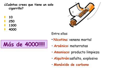 Composición del tabaco   tabaconatalia