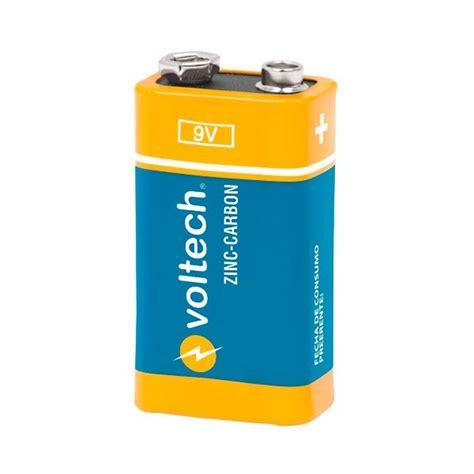 Compra en Linea Pila Zinc Carbon 9V en ConstruActivo.com