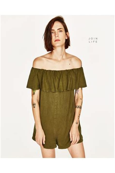 Compra Monos Y Petos de mujer Zara online. ¡Compara 99 ...