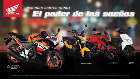 Compra, participa y gana con Honda Motos México – Revista Moto