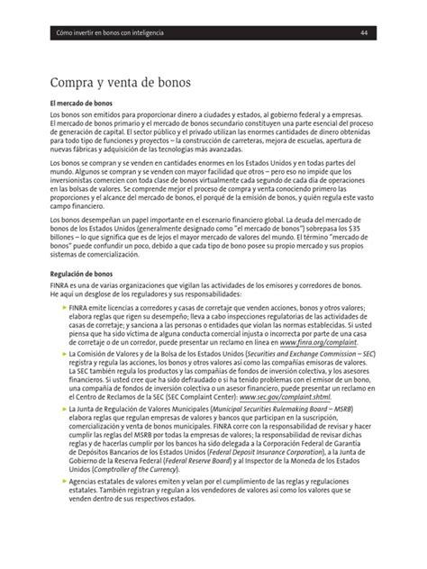 Compra y Venta de Bonos Finanzas   Bolsa   Compartir ...