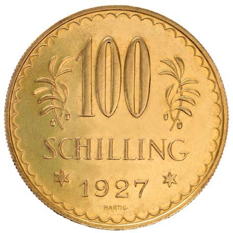 Comprar 100 Chelines Austriacos Oro 1925 1934   coininvest.com