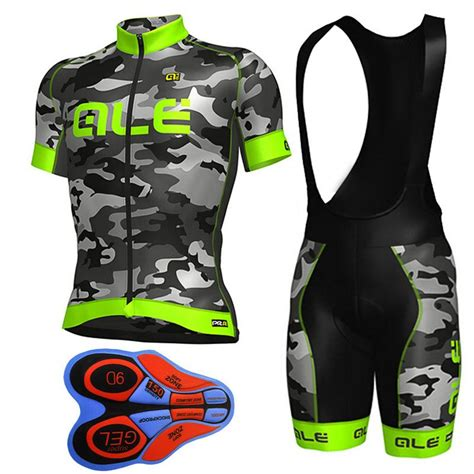 comprar 2018 ALE Ciclismo Jersey DE LA BICI BiB ropa ...