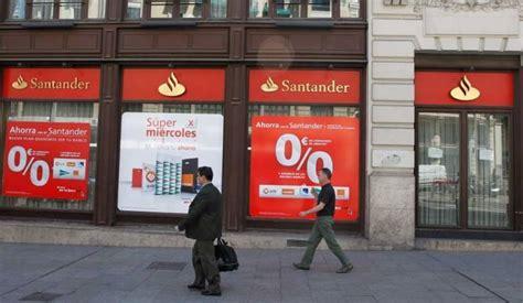 ¿Comprar acciones del Banco Santander? Espere a que ...