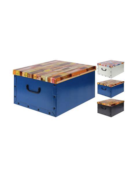 Comprar Caja almacenaje de carton 3 modelos diferentes ...