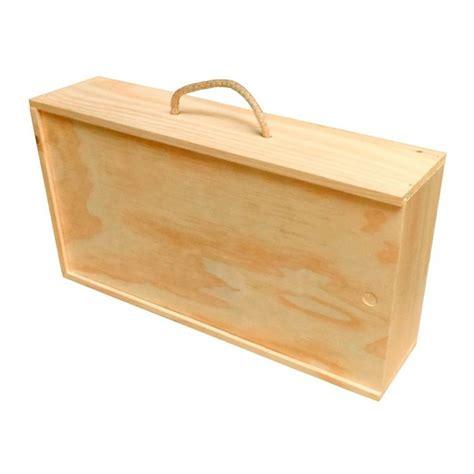 Comprar Caja de Madera con tapa corredera   Un Proyecto ...