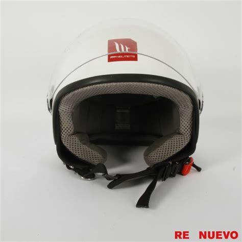 Comprar Casco de moto jet MT HELMETS talla L de segunda ...