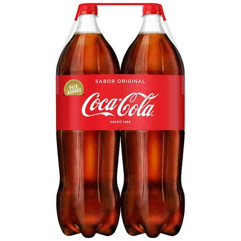 Comprar Coca Cola Botella  Pack 2 x 2L  en ulabox.com
