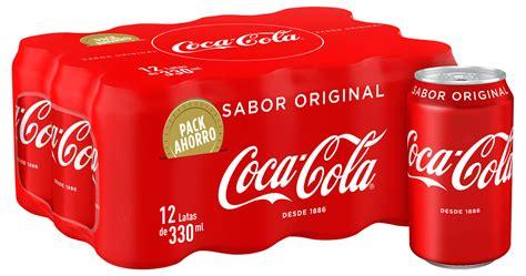 Comprar Coca Cola Lata  Pack 12 x 33cl  en ulabox.com