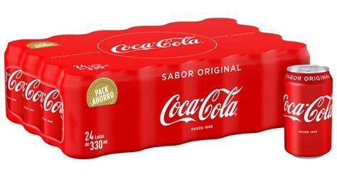 Comprar Coca Cola Lata  Pack 24 x 33cl  en ulabox.com