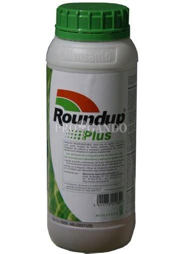 Comprar Herbicida RONDOUP PLUS.
