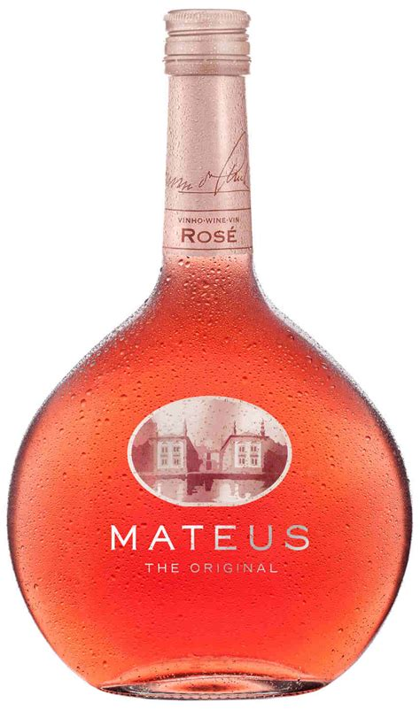 Comprar Mateus Rosé Vino Rosado en ulabox.com