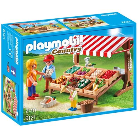 Comprar Mercado Playmobil Online, Playmobil Country | JOGUIBA