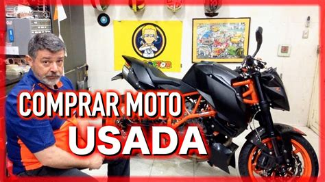 COMPRAR MOTO USADA | Tips y Recomendaciones para COMPRAR ...