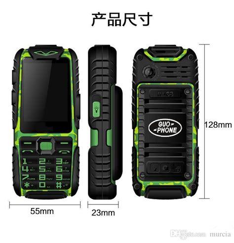 Comprar Movil Libre Guophone A6 Mobile Phone 9800mAh ...