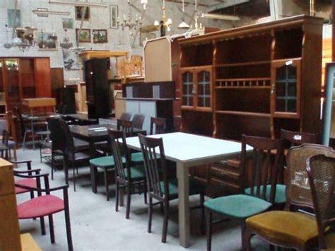 Comprar muebles de segunda mano