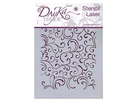 Comprar Plantilla Espirales 21x30cm   Dayka Trade ...