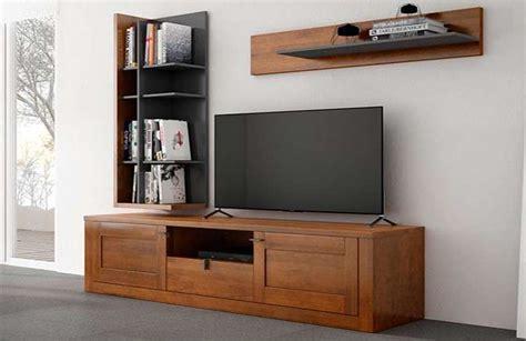 Comprar salones de madera online | Baratos | Muebles BOOM ...