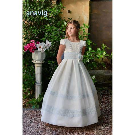 Comprar Vestido de Comunión ANAVIG 2021 modelo 6413