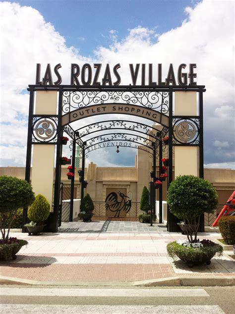 Compras en outlets de diseñadores • Las Rozas Village