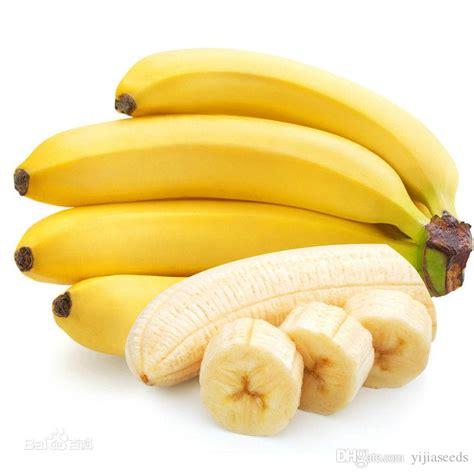 Compre 50 Piezas De Semillas De Plátano, Árboles Frutales ...