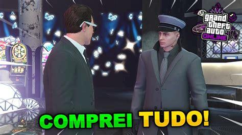 COMPREI TODAS AS LOCAÇÕES DO CASSINO!!! ATUALIZAÇÃO ...