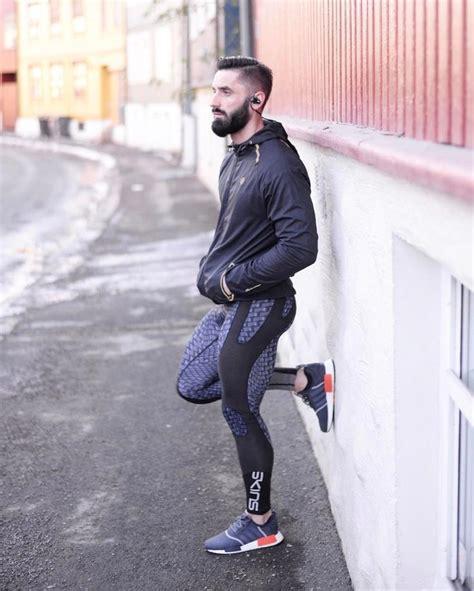 Compression Dudes 2.0   Gym outfit men, Lycra men, Mens ...