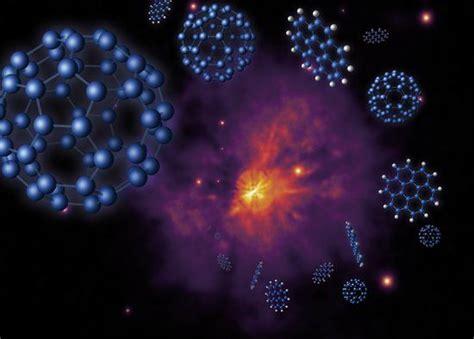 Comprueban la presencia de grandes y complejas moléculas ...