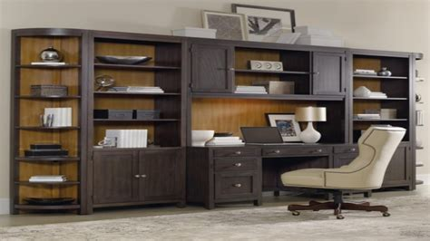 Computer desk wall units, home office furniture wall units ...