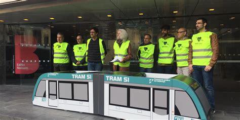 Comunicat de la plataforma Unim Els Tramvies davant del ...