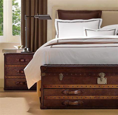 con baúles | Pies de cama, Maletas, Decoración de unas