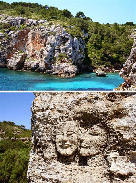 Con los años las cuevas de Cales Coves han tenido ...