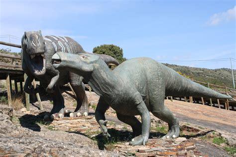 Con Mi Autocaravana: Ruta de los Dinosaurios  La Rioja