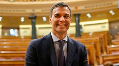 Con mínima diferencia, Pedro Sánchez oficializa su ...