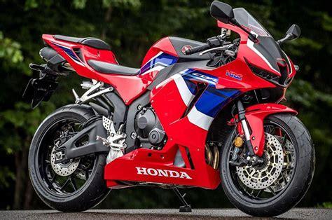 Con precio confirmado, Honda presentó la nueva CBR 600RR ...