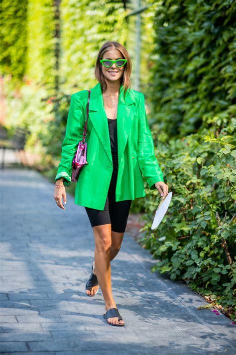 ¿Con qué colores combina bien el verde?