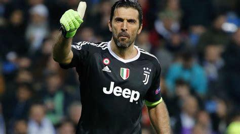 Con sus 42 años, Buffon en Juventus hasta 2021   Notigram