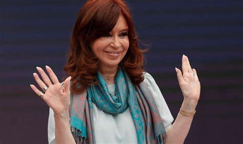 Con un video humorístico, Cristina Kirchner se despidió ...