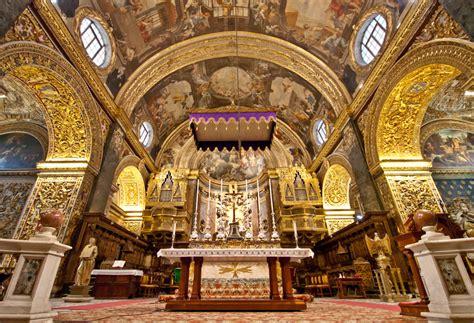 Concatedral de San Juan en La Valeta   Opinión, consejos ...