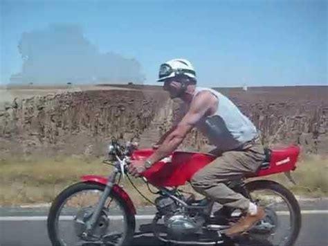 Concentración de motos clasicas en el coronil  Sevilla ...