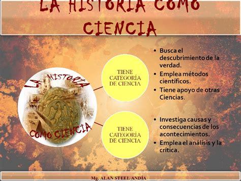 Concepto de historia
