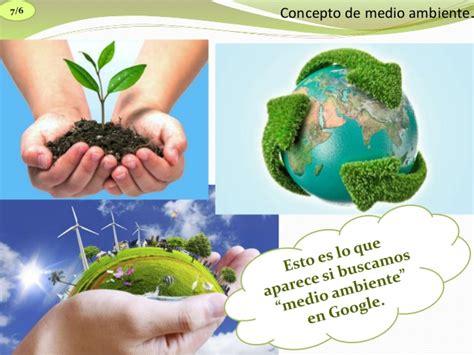 Concepto de Medio ambiente y teoría de sistemas.