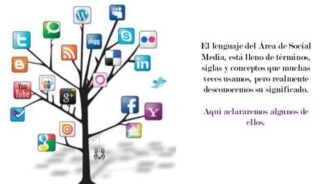 Conceptos en Redes Sociales
